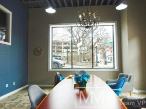 Shared office space for rent by Michael McVinney