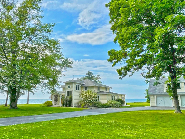 Lake Erie Vacation Home Sold by Michael McVinney